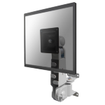 "Newstar TV/Monitor Wall Mount (Full Motion and height adjustable) for 10""-30"" Screen - Grey"