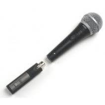 Revolabs 06-XLRMIC-BLK-11 Wireless Black