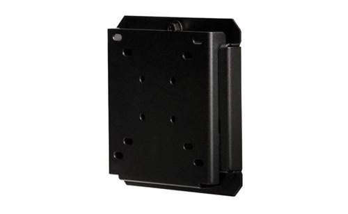 Peerless SF630P flat panel wall mount Black