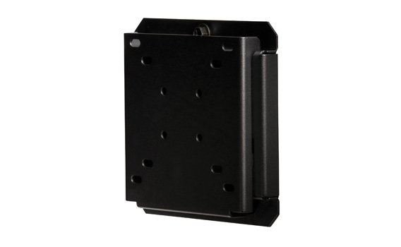 Peerless SF630P flat panel wall mount Black
