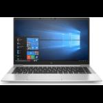 """HP EliteBook 840 G7 DDR4-SDRAM Ultraportable 35.6 cm (14"""") 1920 x 1080 pixels 10th gen Intel® Core™ i7 16 GB 512 GB SSD Wi-Fi 6 (802.11ax) Windows 10 Pro Silver"""