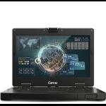"""Getac S410 G2 Black Notebook 35.6 cm (14"""") 1366 x 768 pixels 7th gen Intel® Core™ i3 4 GB DDR4-SDRAM 500 GB HDD Windows 10 Pro"""