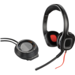 Plantronics GameCom D60 3.5 mm Binaural Head-band Black headset