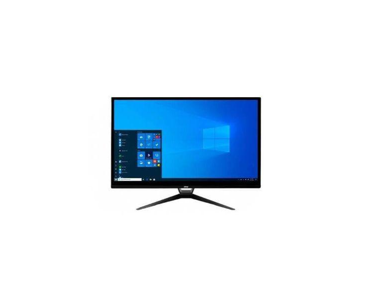 "MSI Pro 22XT 10M-004EU 54,6 cm (21.5"") 1920 x 1080 Pixeles Pantalla táctil Intel® Core™ i3 de 10ma Generación 8 GB DDR4-SDRAM 256 GB SSD Wi-Fi 5 (802.11ac) Negro PC todo en uno Windows 10 Home"
