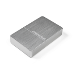 Freecom mHDD 4000GB Silver external hard drive