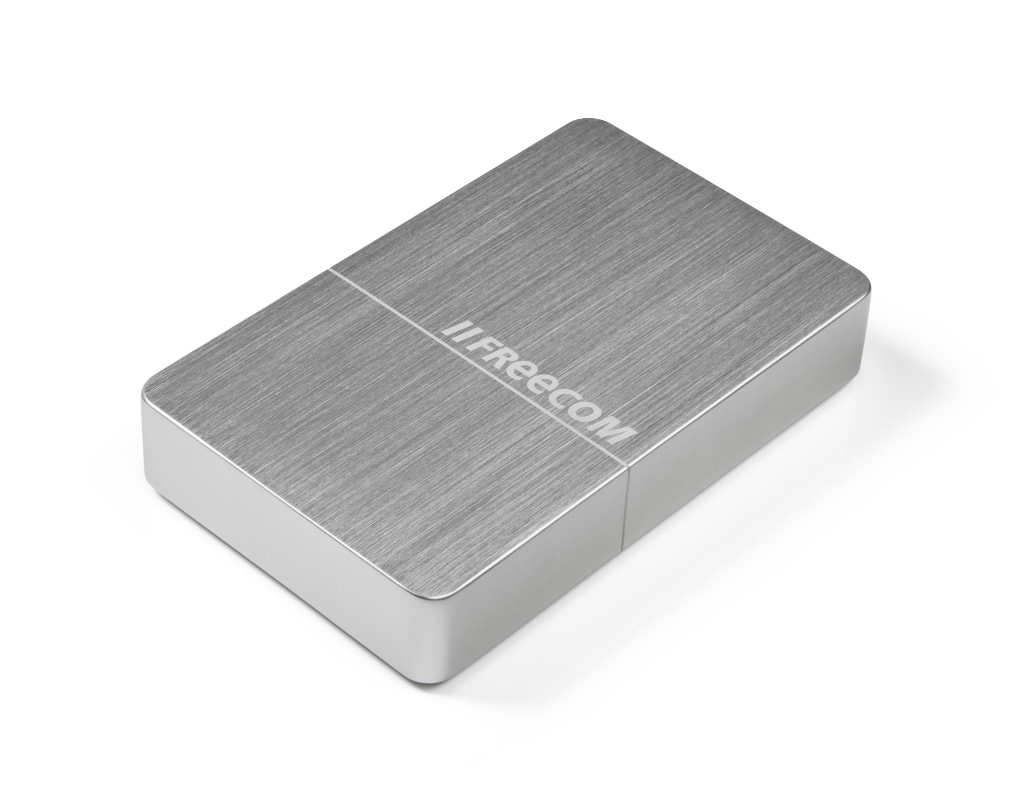 MHDD Desktop Drive - 4TB Silver
