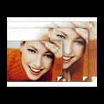 "Epson Premium Glossy 17"" x 22"" 25s photo paper"