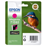 Epson C13T15934010 (T1593) Ink cartridge magenta, 17ml