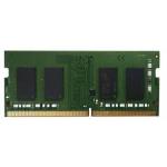 QNAP 2GB DDR4 2400MHz SO-DIMM memory module