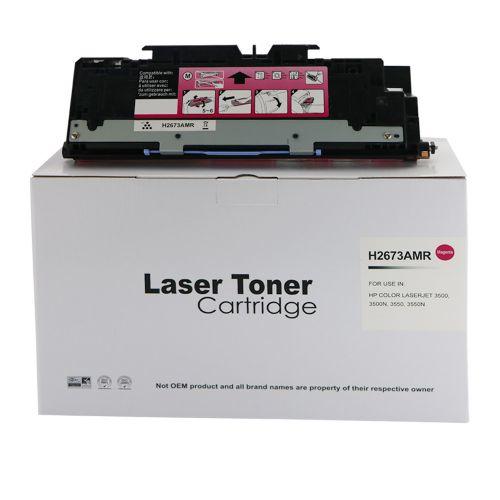 Remanufactured HP Q2673A (309A) Magenta Toner Cartridge