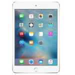 Apple iPad mini 4 128GB Gold tablet