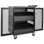 Tripp Lite CSC32AC Portable device management cart Black