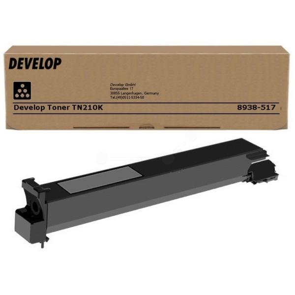 Toner Black (tn-210k)