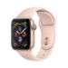 Apple Watch Series 4 reloj inteligente Oro OLED GPS (satélite)