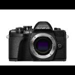"Olympus OM-D E-M10 Mark III MILC Body 16.1 MP Live MOS 4608 x 3456 pixels 4/3"" Black"