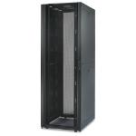 APC NetShelter SX 42U Freestanding rack Black
