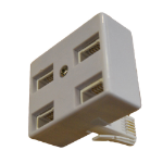 Videk 4152 cable interface/gender adapter