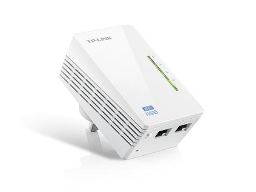 TP-LINK AV600 600 Mbit/s Ethernet LAN Wi-Fi White 1 pc(s)