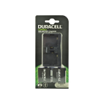 Duracell Dual Charger + 2 Batteries rechargeable battery