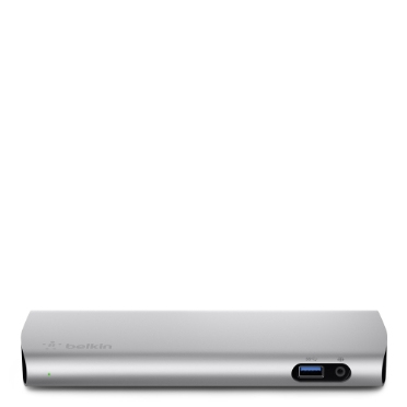 Belkin Thunderbolt 3 Express Dock HD USB 3.1 (3.1 Gen 2) Type-C 40000 Mbit/s