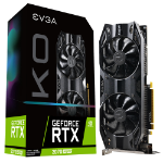 EVGA 08G-P4-2072-KR graphics card NVIDIA GeForce RTX 2070 SUPER 8 GB GDDR6
