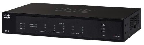 Cisco RV340 wired router Black