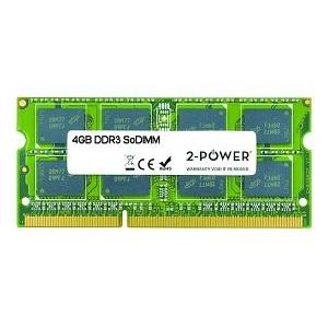2-Power 4GB DDR3 1066MHz SODIMM 4GB DDR3 1066MHz memory module