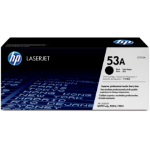 HP 53A Origineel Zwart 1 stuk(s)