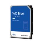 """Western Digital Blue 3.5"""" 4000 GB Serial ATA"""