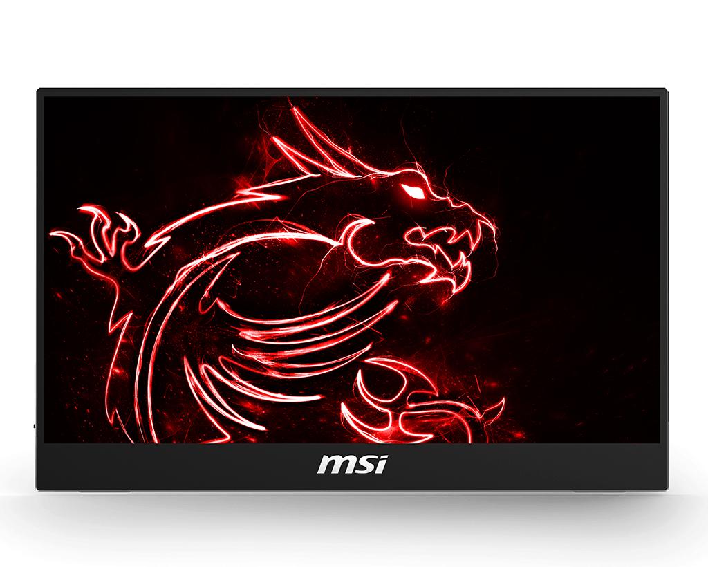 MSI Optix MAG161V 39.6 cm 15.6