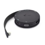 i-tec USB-C Pocket Dock 4K HDMI or VGA with PD