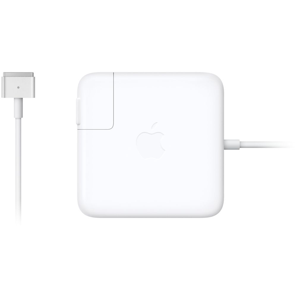 Apple MagSafe 2 60W adaptador e inversor de corriente Interior Blanco