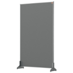 Nobo 1915503 magnetic board Gray