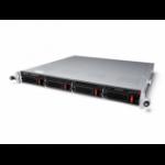 Buffalo TeraStation 3410RN Ethernet LAN Rack (1U) Black,Silver NAS