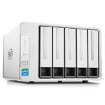 TerraMaster F5-221 NAS/storage server Desktop Ethernet LAN Grey J3355