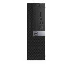 DELL OptiPlex 7050 3.4GHz i5-7500 SFF Black PC