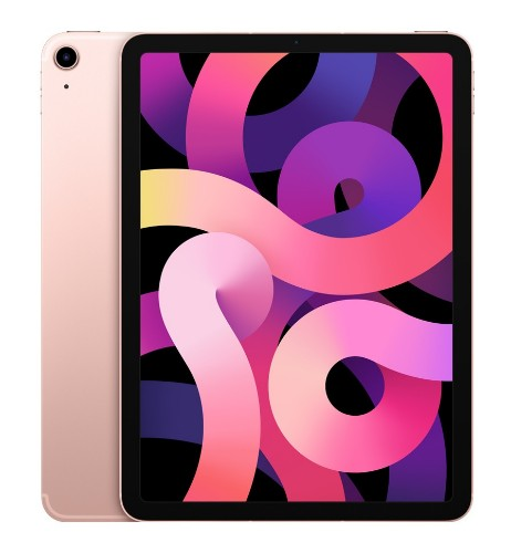 "Apple iPad Air Demo 64 GB 27.7 cm (10.9"") Wi-Fi 6 (802.11ax) iOS 14 Rose gold"
