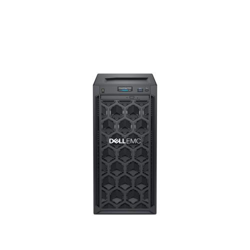 DELL PowerEdge T140 + Windows 2019 Essentials server 3.4 GHz 8 GB Tower Intel Xeon E DDR4-SDRAM