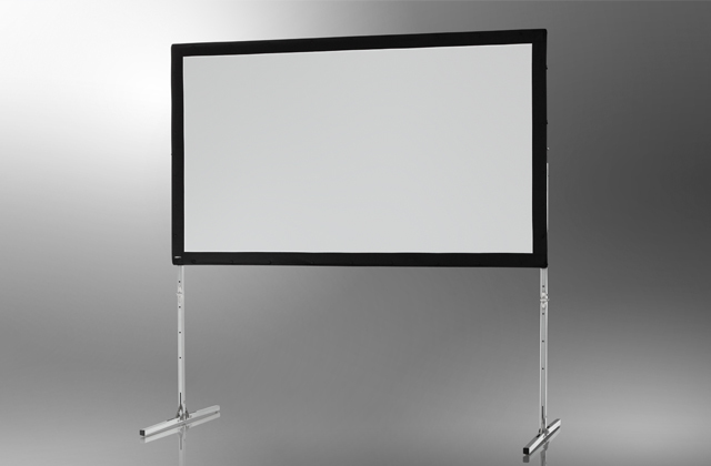 Celexon 	Mobile Expert - 366cm x 229cm - Front Projection - 16:10 - Fast Fold Projector Screen - Front Complete