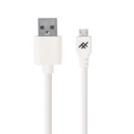 ZAGG 409903211 USB-kabel 1 m 2.0 Micro-USB A USB A Wit