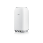 Zyxel LTE5388-M804 wireless router Gigabit Ethernet Dual-band (2.4 GHz / 5 GHz) 3G 4G Grey, White