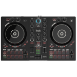Hercules DJControl Inpulse 300 Black Digital Vinyl System (DVS) scratcher