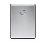 G-Technology G-DRIVE external hard drive 2000 GB Silver