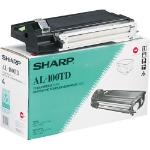 Sharp AL-100TD Toner black, 6K pages