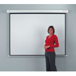 Metroplan RFV180 4:3 White projection screen