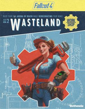 Nexway Fallout 4 - Wasteland Workshop Video game downloadable content (DLC) PC Español