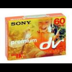 Sony DVM60PR MiniDV Premium Tape MiniDV 60min 1pc(s)
