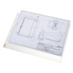 Esselte Landscape Pocket filing pocket A3