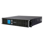 CyberPower PR2200ELCDRT2U 2200VA 8AC outlet(s) Rackmount Black uninterruptible power supply (UPS)