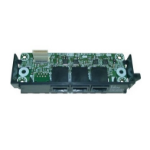 Panasonic KX-NS7130X IP add-on module Black, Green